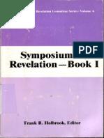 Symposium on Revelation I - Daniel & Revelation Committee Series 6