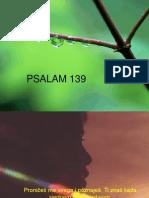PSALAM 139