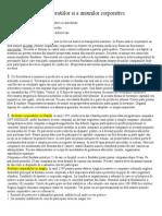 Tema 2 Evolutia Corporatiilor Si a Uniunilor Corporative