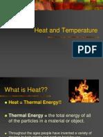 heatandtemperature