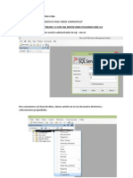 Manual de Coneccion Java SQL Server