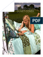 August Fields Duvet