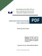 Dimensionamento de Pilares de Acordo Com NBR 61182003