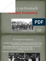 Polacy na frontach IIWŚ