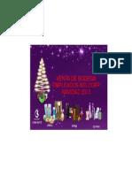 Catálogo Venta Navidad 2013
