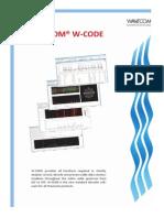 Wavecom Brochure w Code