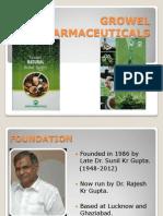 Growel Pharmaceuticals