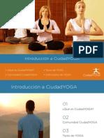 Ciudadyoga Introduccion a Ciudadyoga