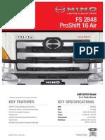 Fs 2848 Proshift 16 Air