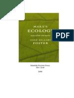 marx and ecology