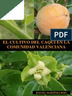 El Cultivo Del Caqui en La CV x Rafael Martinez