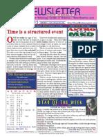 ASTROAMERICA NEWSLETTER DATED SEPTEMBER 24, 2013