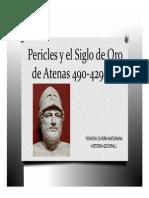 Unidad 4 Pericles y el Siglo de Oro de Atenas - Yonatan Durán Maturana