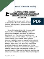 Muslim Society
