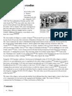 1948 Palestinian Exodus - Wikipedia