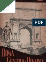 Aramendia Segura Jesus - Roma Gentium Domina - 3er Curso de Latin - 1964