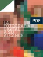 Manual La Fotografía Digital a su alcance