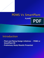 PDMS vs SmartPlant