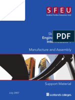 Engineering - Manufacture and Assembly