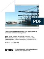 2008 Vacca Salani Bierlaire ContainerTerminalMgmt