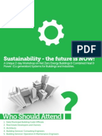 Engineering Sustainability - the future is NOW!