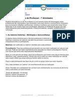 Dinamicas Dia Do Professor Esoterikha.com Redemotivacao.com.Br 1