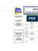PWC Calendar 200909