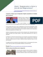 Guía de Trabajo migraciones