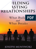 Building Lasting Relationships Book - Sample Pages