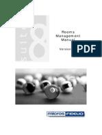 Version 8 Rooms Management Manual