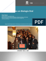 Biología Oral cancer vacuna anticaries