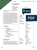 Bravo (U.S. TV Channel)