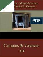 Bedding - Curtains & Valences