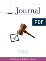 IRDA Journal September Issue 2013
