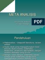 Meta Analisis