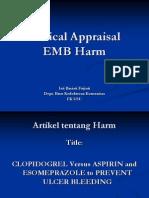 Harm, Critical Appraisal