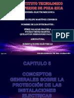 CAP. 5   LA PROTECCIÓN DE LAS INST. ELECTRICAS  Harper.