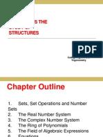 Sets, Set Operations and Number Sets