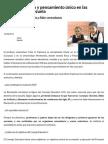 Adoctrinamiento y pensamiento único en las escuelas de Venezuela - Aleteia
