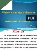 Minerial , 2ed Class , Biochemistry