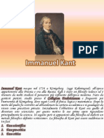 Filosofia Kant