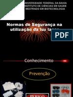 Normas de Seguran+ºa Biotecnologia