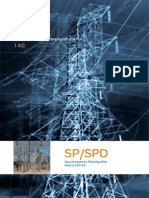 140.SP SPD Pantografos