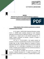 Sinteza Raport Control Bechtel 2006 to 2013