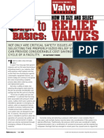 Valve Magazine Fall-2006 PSVs Sizing