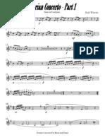 Dorian Concerto Part 1 Solo Horn