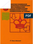Antologia de Combinaciones 2005 (Chess Informant)