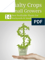 14 Best Profitable Plants eBook