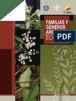 Familias y Generos Arboreos Del EcuadorP
