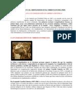 La Evangelizacion y El Cristianismo en El Virreynato Del Peru